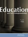 Read Education and Tech Entrepreneurship