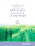 Read The Anatomy of an Entrepreneur: Making of a Successful Entrepreneur