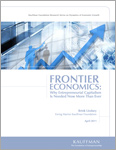 Read Frontier Economics: Why Entrepreneurial Capitalism is Needed Now More Than Ever