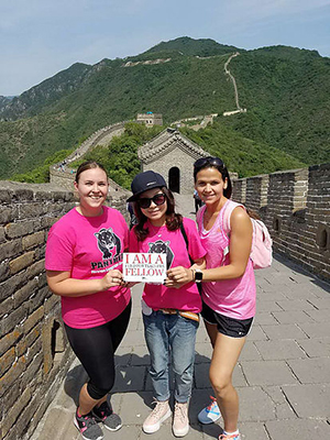 Fund for Teachers Great Wall of China