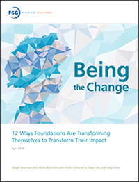 FSG | Being the Change | Download the Report