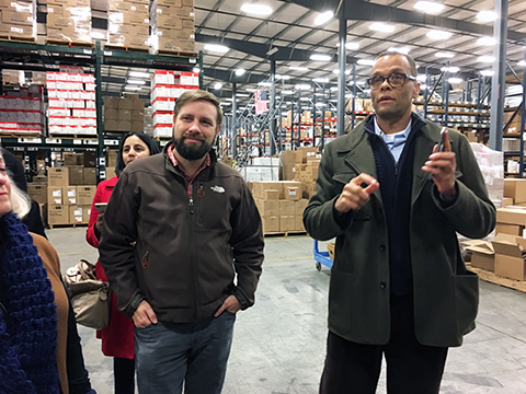Eship Learning Journey with the Kauffman Foundation | warehouse