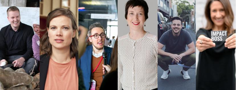 Isaac Jeffries, Nora van der Linden, Peter Ptashko, Kristina Notz, Lee Crockford, and Hannah Gay
