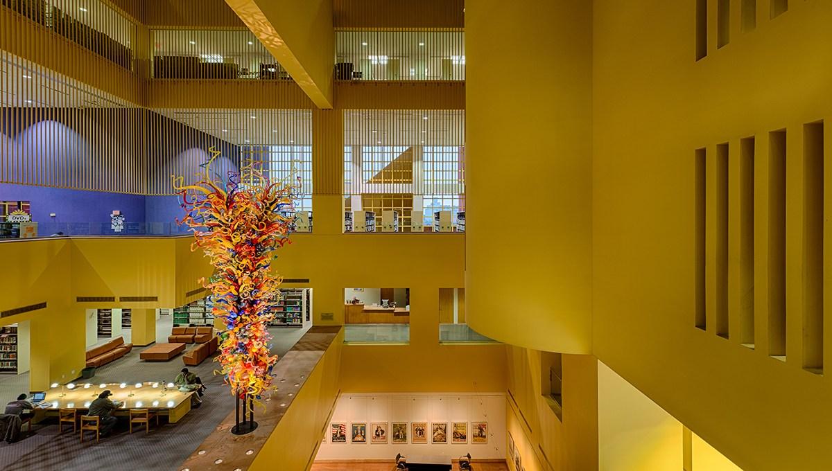 San Antonio's Central Library