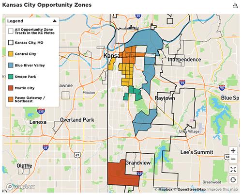 Kansas City Opportunity Zones
