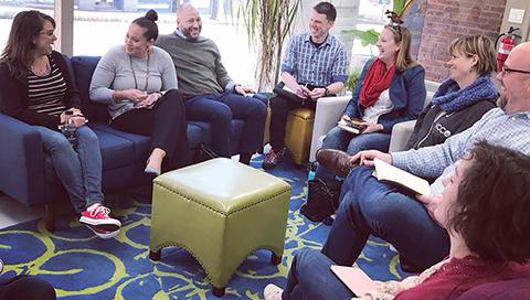 LGBTQ coworking space