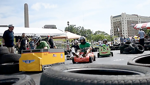 Power Racing