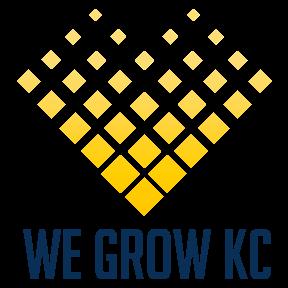 We Grow KC logo