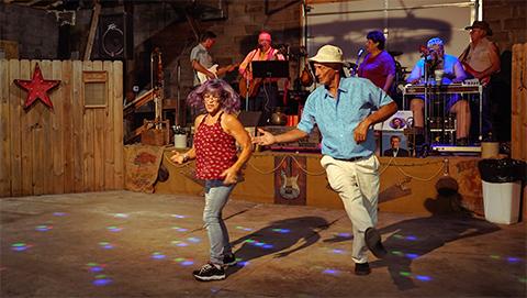 Dancing in Mildred, Kansas