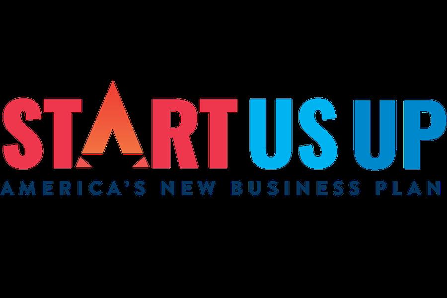 Start Us Up: America's New Business Plan logo