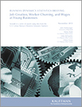 Read Business Dynamics Statistics Briefing: Job Creation, Worker Churning, and Wages at Young Businesses