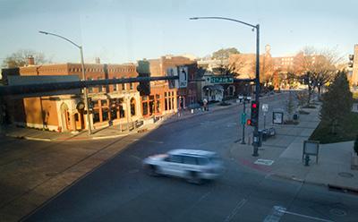 Downtown Cedar Rapids