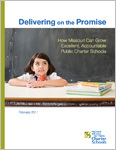 Read Delivering on the Promise: How Missouri Can Grow Excellent, Accountable Public Charter Schools