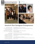 America's New Immigrant Entrepreneurs