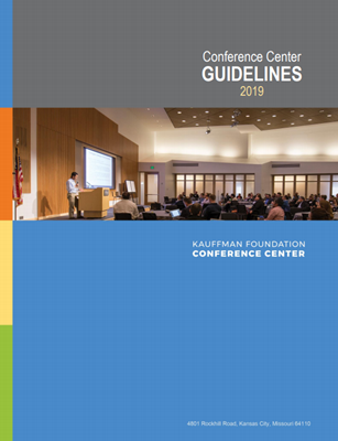 Conference Center Guidelines