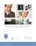 Read Education, Entrepreneurship and Immigration: America's New Immigrant Entrepreneurs, Part II
