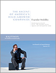 The Ascent of America's High-Growth Companies: Founder Mobility