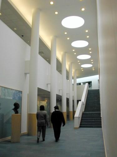 Inside the Kauffman Foundation