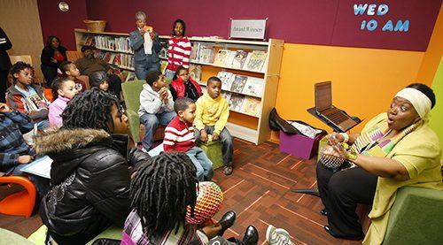 Kansas City Public Library Programming