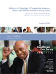 Read Patterns of Financing: A Comparison between White- and African-American Young Firms