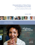 Read: Characteristics of New Firms: A Comparison by Gender
