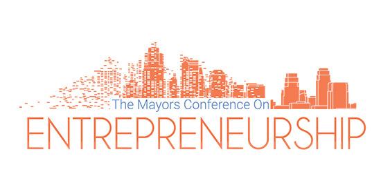 The Mayors Conference on Entrepreneurship logo