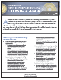Two-page introduction to the New Entrepreneurial Growth Agenda
