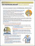 "Read ""Can Social Insurance Unlock Entrepreneurial Opportunities?"""