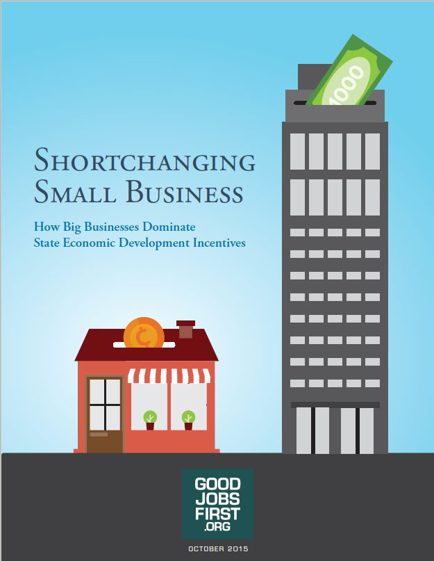 """Read """"Shortchanging Small Business"""""""