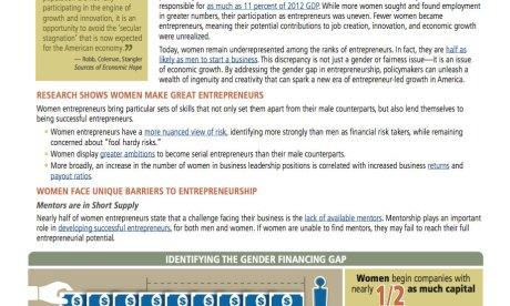 ESHIP Policy Digest: Women in Entrepreneurship