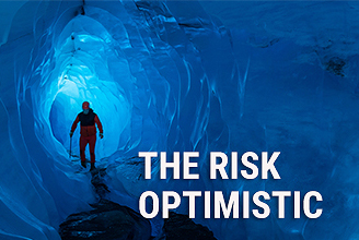 The Risk Optimistic logo
