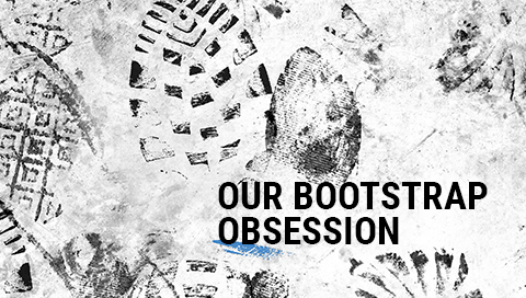 Our Bootstrap Obsession
