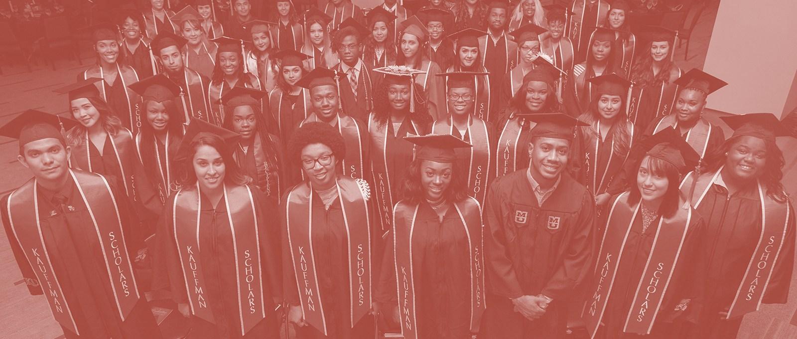 Kauffman Scholars 2017 graduates