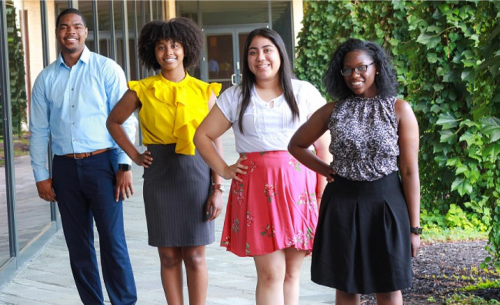 Kauffman Scholars legacy interns