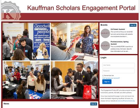 parent engagement portal KSI