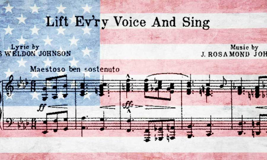Echoes of Freedom - Lift Ev'ry Voice and Sing