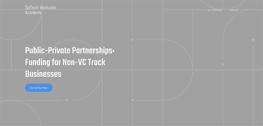 SoTech Ventures Academy