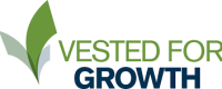 Vested for Growth logo