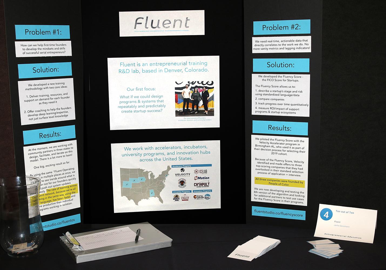 Ten out of Ten, Science Fair | ESHIP Summit 2019