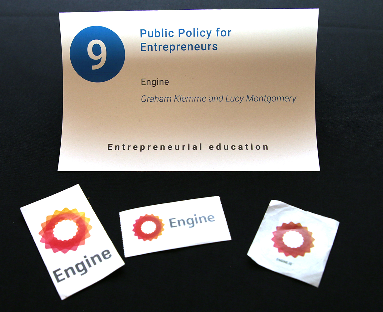Public Policy for Entrepreneurs, Science Fair | ESHIP Summit 2019