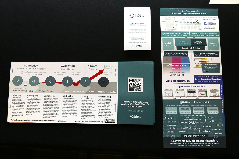 Open Standard Ecosystems, Science Fair | ESHIP Summit 2019