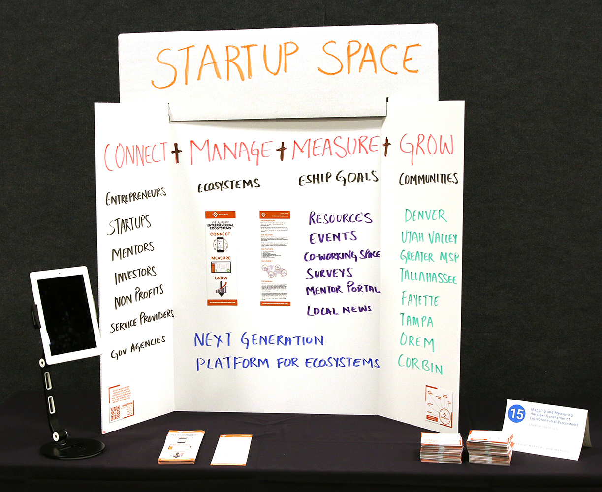 Mapping and Measuring Next Gen, Science Fair | ESHIP Summit 2019