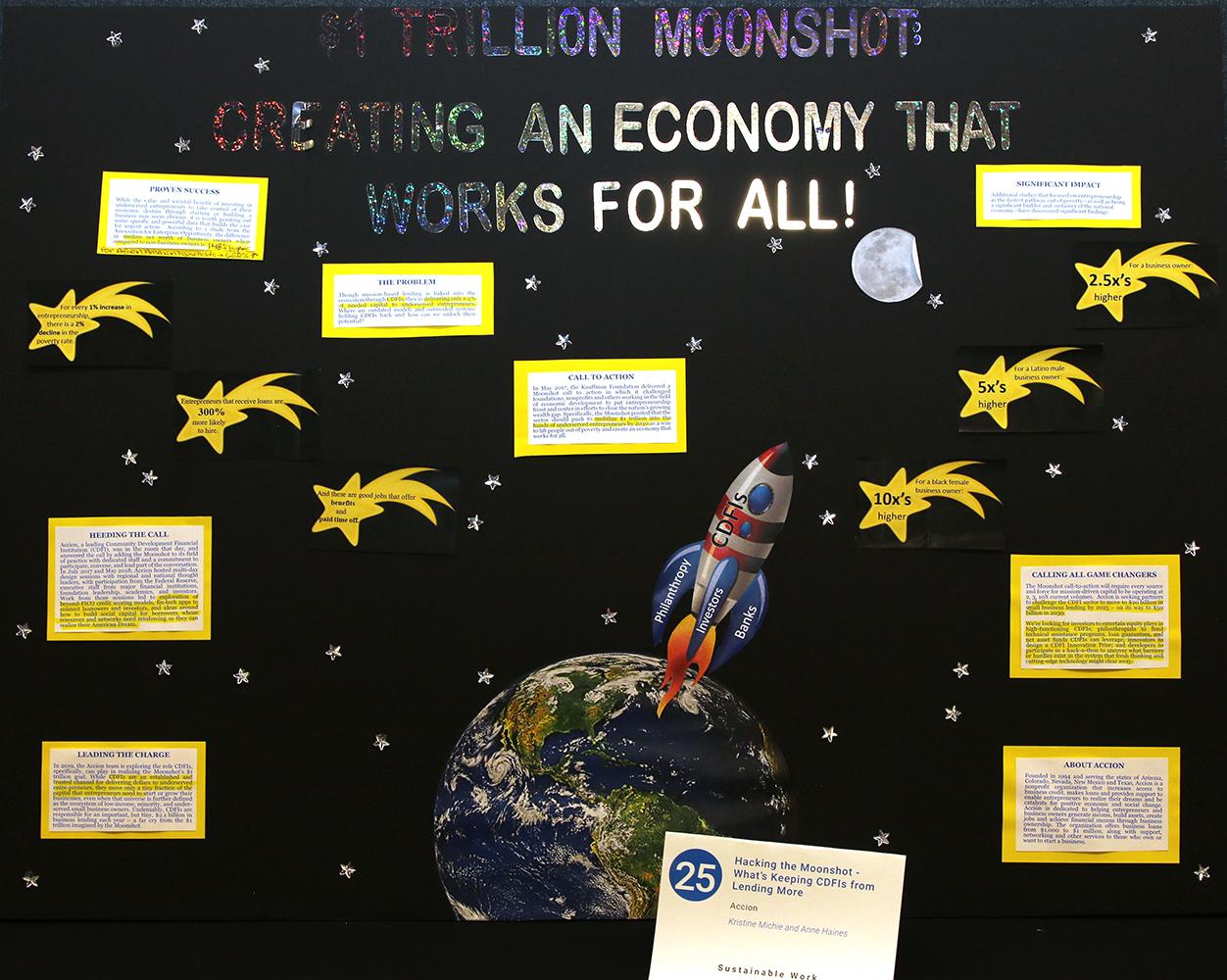 Hacking the Moonshot, Science Fair | ESHIP Summit 2019