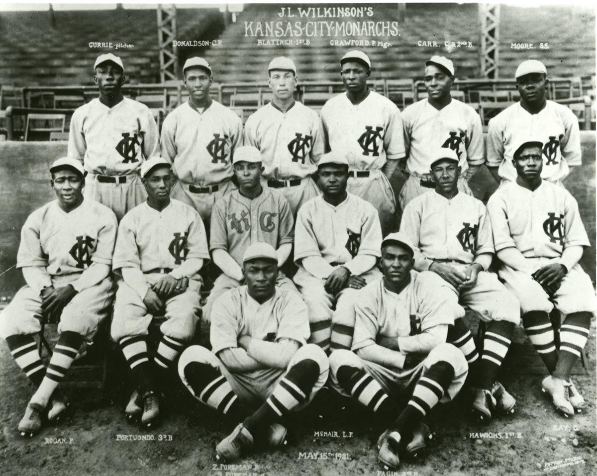 Kansas City Monarchs, 1921
