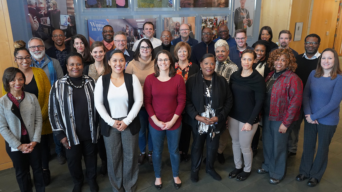 Kauffman Education Fellowship fellows
