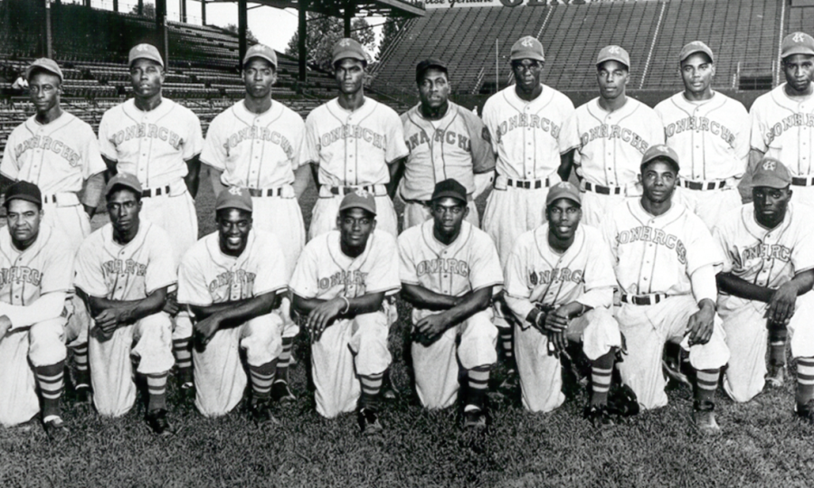 "Negro Leagues Baseball (NLB) ""Bigger than Baseball"""