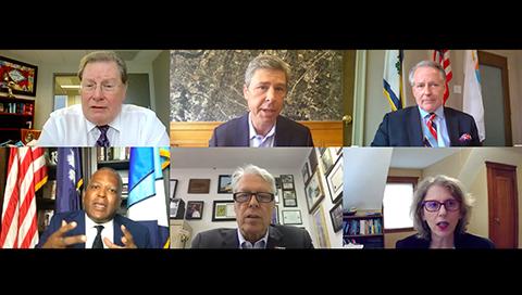 Mayors Roundtable with Mark Stodola