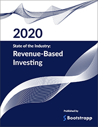 2020 State of the Industry: Revenue-Based Investing