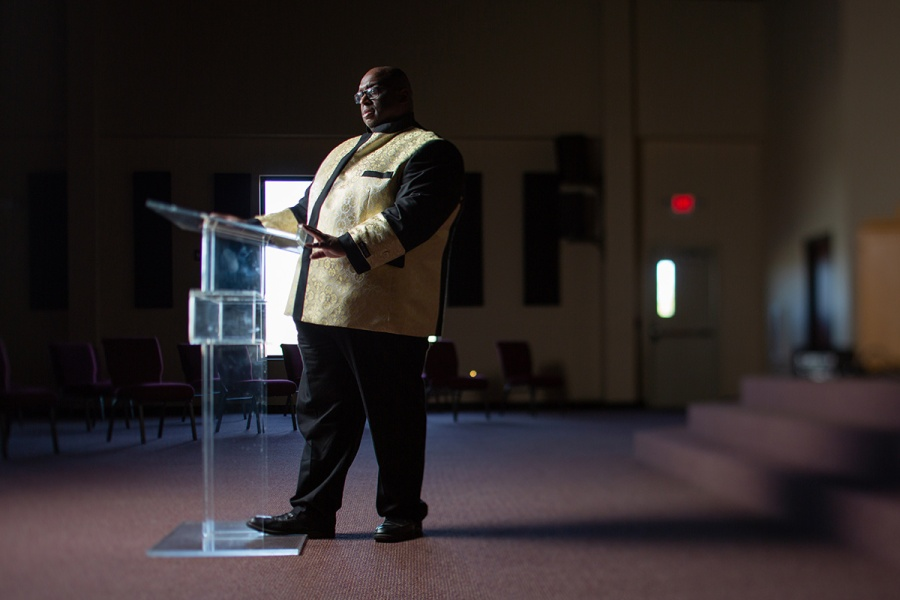 Darren Lamonte Edwards, Senior/Lead Pastor, United Believers Community Church