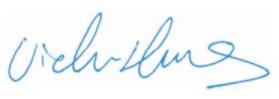 Victor Hwang Signature